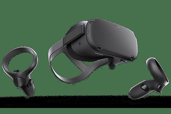VR fejlesztés Oculus Quest standalone VR szemüveg