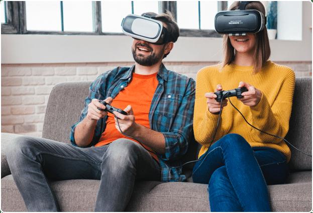 Standalone VR szemüveg Oculus Quest a teljes szabadságélmény