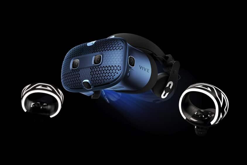 Vive Cosmos: hardveresen bővíthető headset a HTC-től