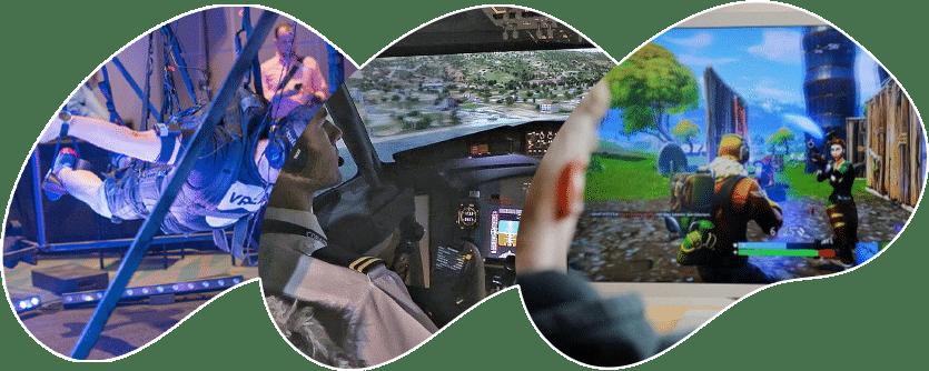 VR szimuláció