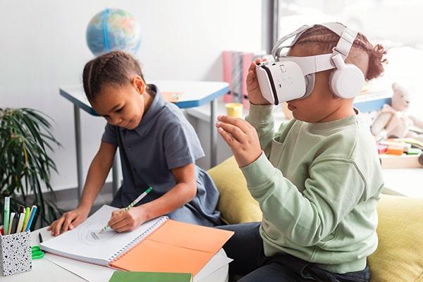 Kiterjesztett valóság az oktatásban